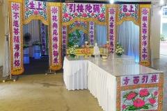 Buddhist-Tentage