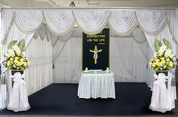 How To Hold A Tentage Funeral In Singapore