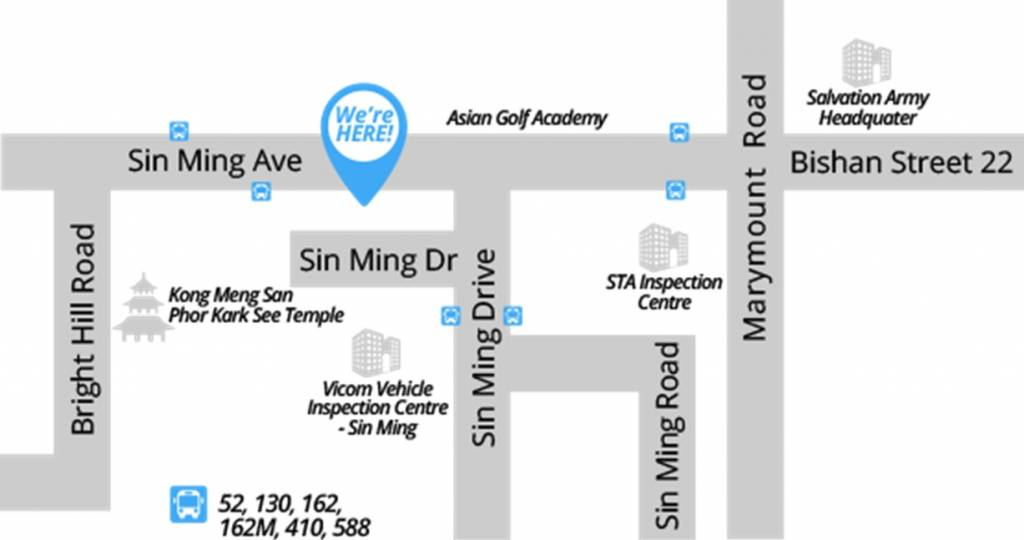 Sin Ming funeral parlour